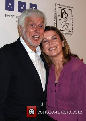 Dick Van Dyke and wife Arlene Silver  The Professional Dancer's Society Gypsy Awards held at the Beverly Hilton Hotel...