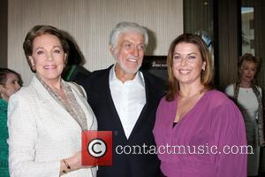 Julie Andrews, Dick Van Dyke, Arlene Silver The Professional Dancer's Society Gypsy Awards held at the Beverly Hilton Hotel -...