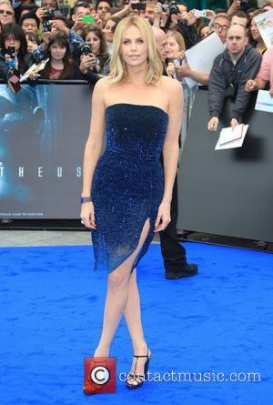 Charlize Theron Prometheus World premiere held at the Empire - Arrivals London, England - 31.05.12