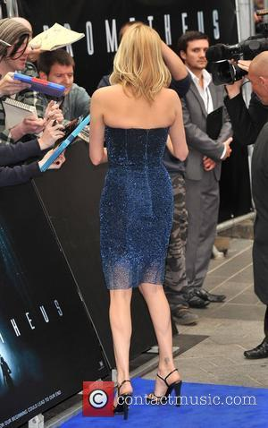 Charlize Theron 'Prometheus' UK film premiere held at the Empire Leicester Square - Arrivals. London, England - 31.05.12