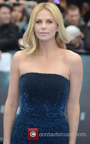 Charlize Theron at the premiere of Prometheus at Leicester Square, London, England- 31.05.12