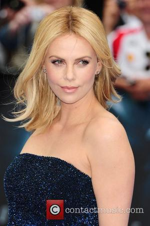 Charlize Theron at the 'Prometheus' UK film premiere held at the Empire Leicester Square - Arrivals. London, England - 31.05.12
