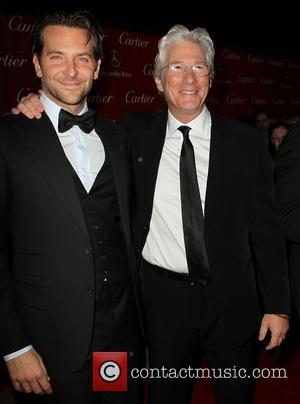 Bradley Cooper; Richard Gere 24th Annual Palm Springs International Film Festival Awards Gala - Red Carpet  Featuring: Bradley Cooper,...