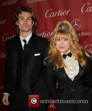 Shel Rasten; Charo 24th Annual Palm Springs International Film Festival Awards Gala - Red Carpet  Featuring: Shel Rasten, Charo...
