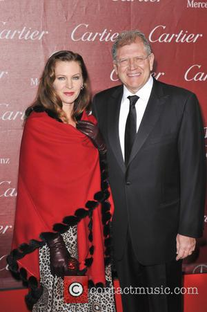 Leslie Zemeckis; Robert Zemeckis 24th Annual Palm Springs International Film Festival Awards Gala in Palm Springs, CA  Featuring: Leslie...