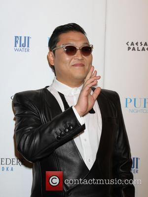 Psy Putting Nutty Spin On Gangnam Style
