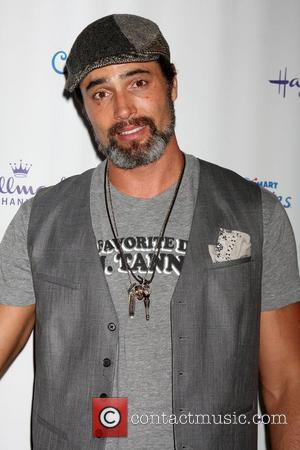 Victor Webster  The Hallmark Channel 'Puppy Love' private reception at La Piazza at The Grove Los Angeles, California -...