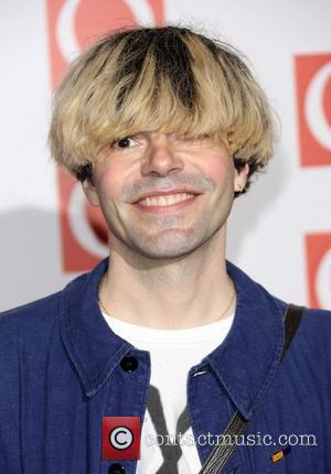 Tim Burgess The Q Awards 2012 held at the Grosvenor hotel - Arrivals London, England - 22.10.12