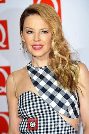 Kylie Minogue: 'Musical Will Take A Long Time'