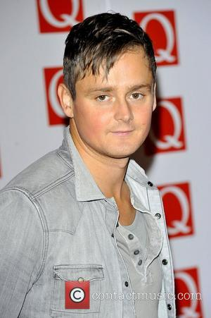 Tom Chaplin The Q Awards held at the Grosvenor House - Arrivals London, England - 22.10.12