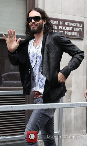 Russell Brand And The Dalai Lama Form Unlikely Double Act