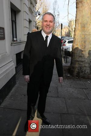 Chris Moyles Looks Unrecognisable After Weight Loss