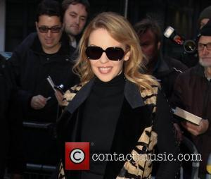 Minogue Won't Get Into The Groove With Madonna
