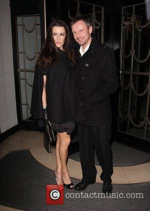 John Simm and Kate Magowan  BBC Radio Times Cover Awards held at Claridge's - Departures London, England - 17.01.12