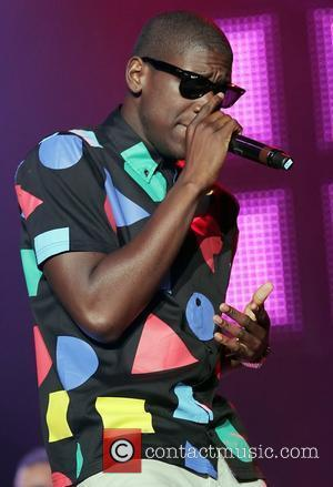 Labrinth Radio City Live at Liverpool Echo Arena - Performances Liverpool, England - 21.07.12