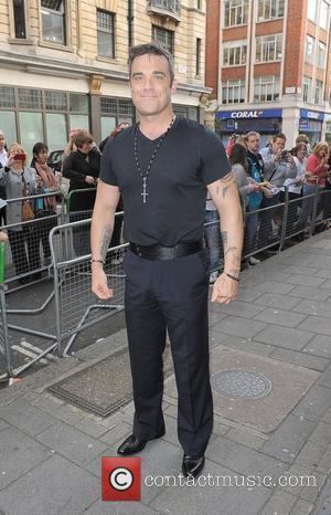 Robbie Williams Eyeing Duets Album With Gary Barlow