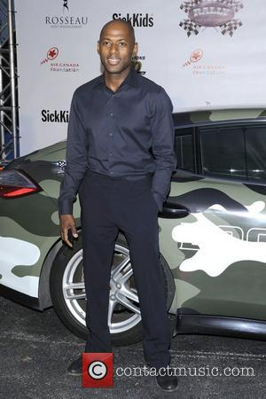 Romany Malco   Rally For Kids 'The Qualifiers' Celebrity Draft Party held at Muzik.  Toronto, Canada - 21.09.12