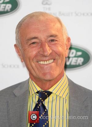 Len Goodman The Range Rover global launch party held at the Roayl Ballet school - Arrivals London, England - 06.09.12