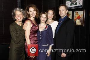 Beth Dixon, Amy Brenneman, Kellie Overbey, Virginia Kull and Lee Tergesen  The premiere after party for 'Rapture, Blister, Burn'...