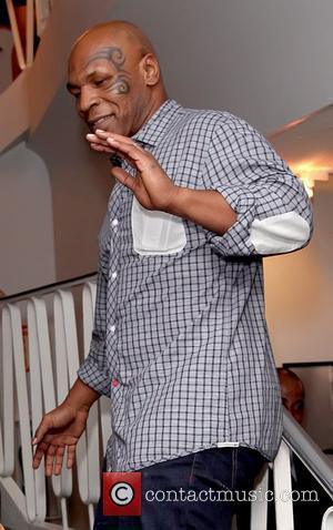 Mike Tyson Undergoes Neck Surgery