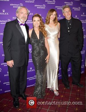 Jane Seymour And James Keach Honoured By Alzheimer's Society