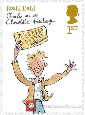 Roald Dahl and Charlie And The Chocolate Factory