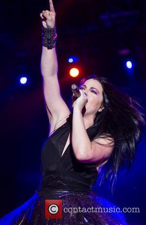 Evanescence Star Completes Work On Her First Film Score