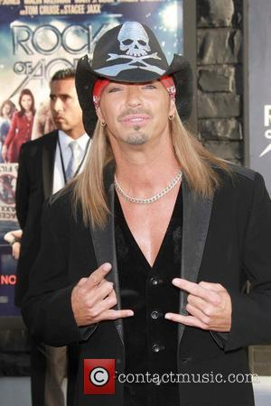 Bret Michaels Premiere of Warner Bros. Pictures 'Rock Of Ages' at Grauman's Chinese Theatre - Arrivals  Los Angeles, California...