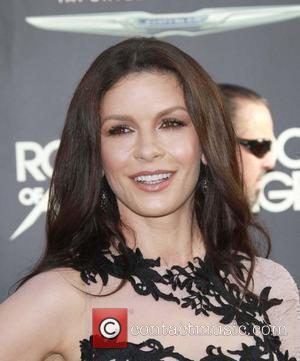 Catherine Zeta-Jones Premiere of Warner Bros. Pictures 'Rock Of Ages' at Grauman's Chinese Theatre - Arrivals  Los Angeles, California...