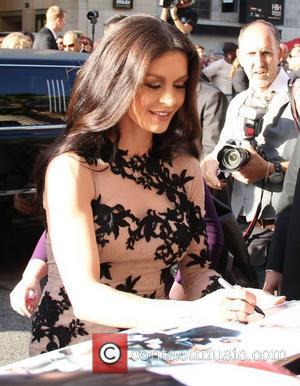 Catherine Zeta Jones Premiere of Warner Bros. Pictures 'Rock Of Ages' at Grauman's Chinese Theatre - Outside Arrivals  Los...