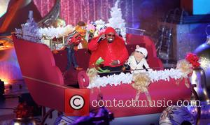 Cee Lo Green, The Muppets, Rockefeller Center and Tree Lighting Ceremony