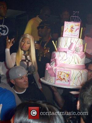 Nicki Minaj Brushes Aside Madonna To Take No.1 Spot
