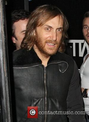 David Guetta leaving the Rose Nightclub. London, England - 26.01.12