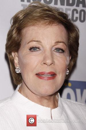 Julie Andrews Roundabout Theatre Company's 2012 Spring Gala, held at the Hammerstein Ballroom - Arrivals New York City, USA -...