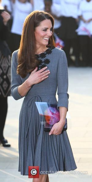 Kate Middleton's Taken To Royal Life 'Like A Duck To Water'