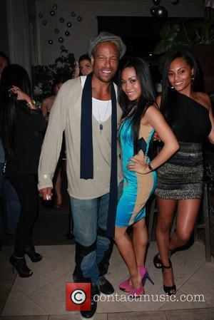 Gary Dourdan Jets Back To Los Angeles For Court Hearing