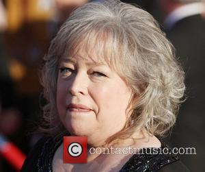 Kathy Bates Thanks Charlie Sheen For Emmy Win