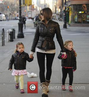 Sarah Jessica Parker, Tabitha Broderick and Marion Broderick