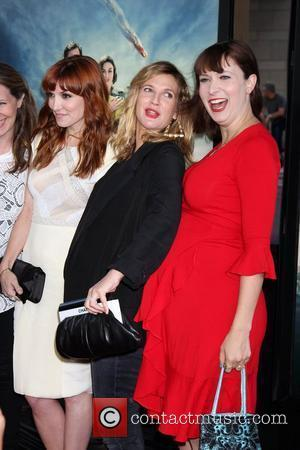Lorene Scafaria, Drew Barrymore, Diablo Cody  2012 Los Angeles Film Festival premiere of 'Seeking a Friend for the End...
