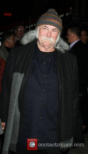 David Crosby Dreaming Of One More Csny Tour