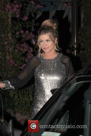 Carmen Electra's Former Fiance Moves Out