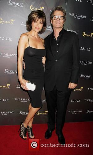 Lisa Rinna, Harry Hamlin Simon G. Jewelry's 'Summer Soiree' and the kickoff of Carnevale Nights at The Palazzo Las Vegas,...