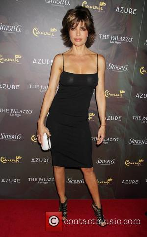Lisa Rinna Simon G. Jewelry's 'Summer Soiree' and the kickoff of Carnevale Nights at The Palazzo Las Vegas, Nevada -...