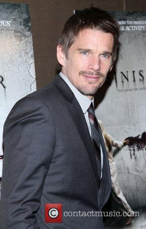 Ethan Hawke Will Never Fix His Crooked Teeth