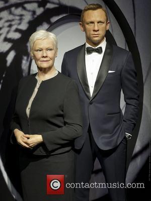 James Bond, M and Madame Tussauds