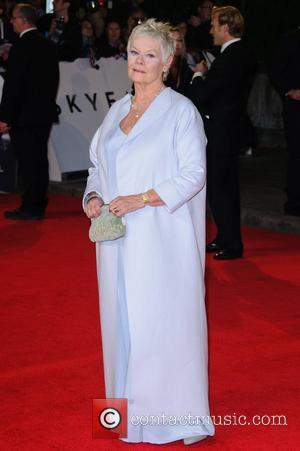 Dame Judi Dench Invited To Secret Intelligence Service Headquarters