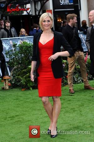 Jenni Falconer  World Premiere of Snow White and the Huntsman held at the Empire and the Odeon - Arrivals...
