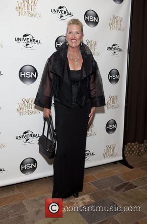 Heidi Daus HSN Universal cocktail reception for 'Snow White & The Huntsman' held at the Tribeca Grand Hotel New York...