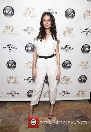 HSN Universal cocktail reception for 'Snow White & The Huntsman' held at the Tribeca Grand Hotel New York City, USA...