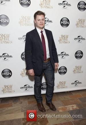 Kipton Cronkyte HSN Universal cocktail reception for 'Snow White & The Huntsman' held at the Tribeca Grand Hotel New York...